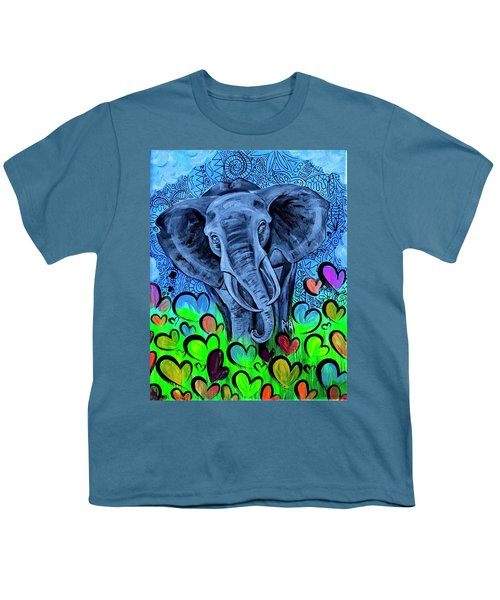 Elley  Youth T-Shirt