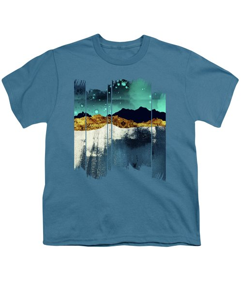 Evening Stars Youth T-Shirt by Katherine Smit