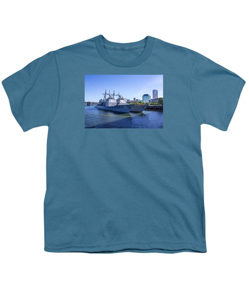 Fleet Week In Portland, Oregon Youth T-Shirt