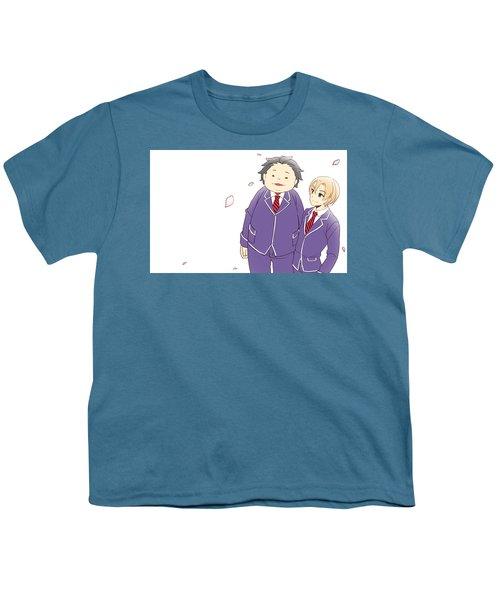 Food Wars Shokugeki No Soma Youth T-Shirt