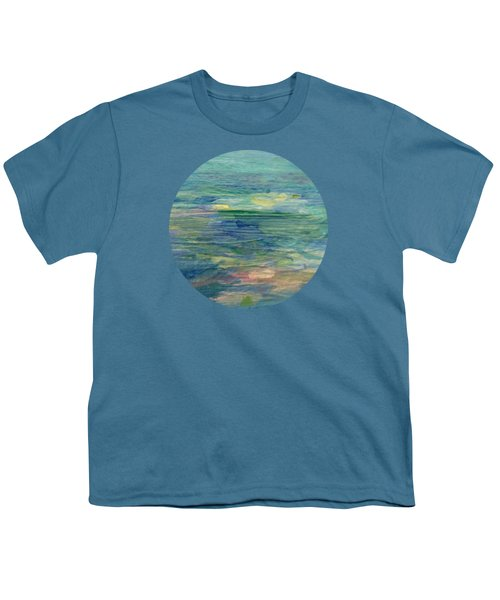 Gentle Light On The Water Youth T-Shirt