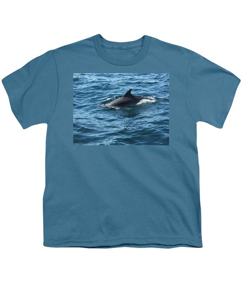 Gibraltar Dolphin  Youth T-Shirt