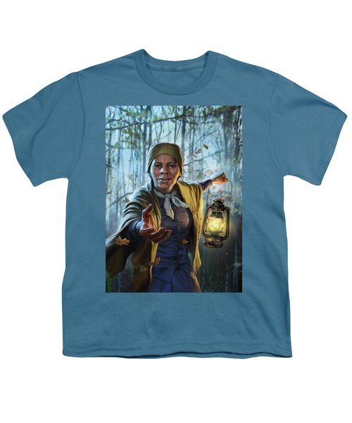 Harriet Tubman Youth T-Shirt