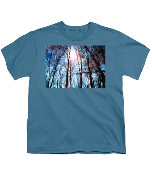 Jumbled Waters Youth T-Shirt