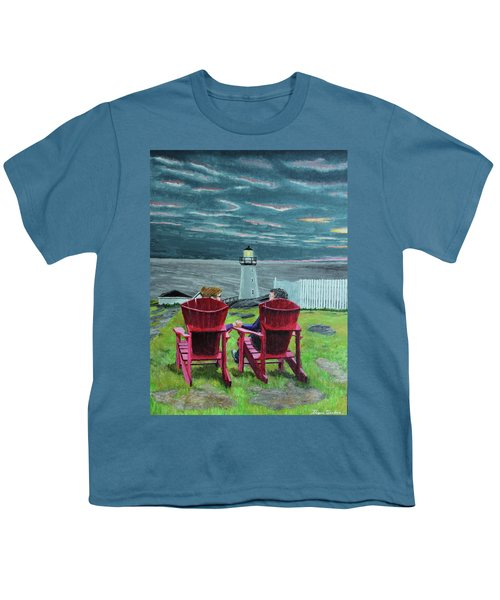Lighthouse Lovers Youth T-Shirt