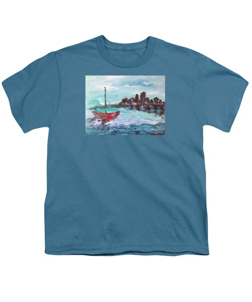 Coast Youth T-Shirt by Roxy Rich