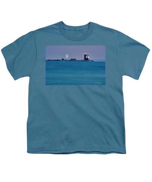 Mackinac Moon Youth T-Shirt