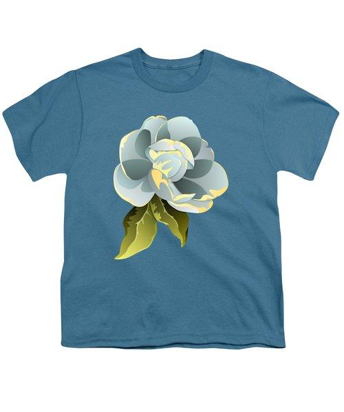Magnolia Blossom Graphic Youth T-Shirt