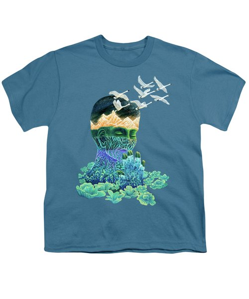 Meditation Youth T-Shirt
