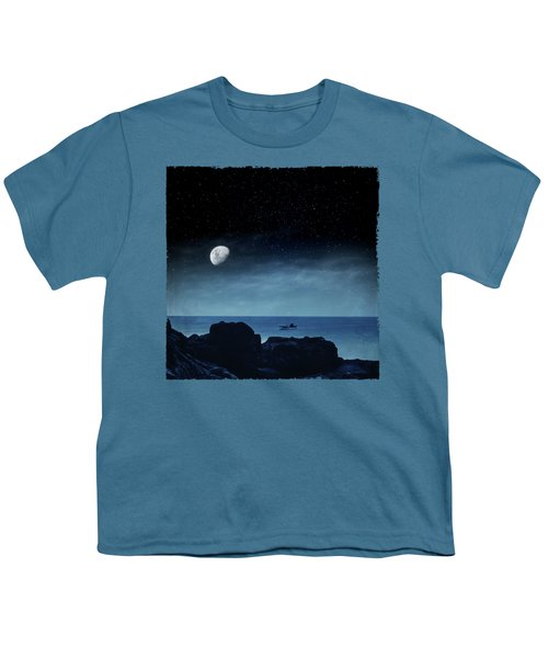 Nocturnal Sea Youth T-Shirt