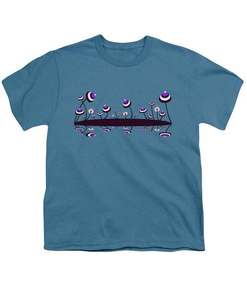 Peculiar Mushrooms Youth T-Shirt