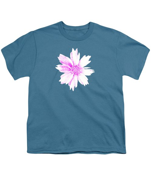 Pink Bloom Youth T-Shirt