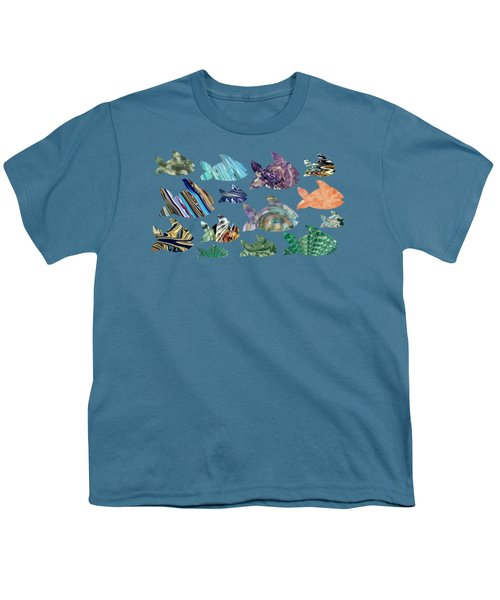Fish In The Sea Youth T-Shirt