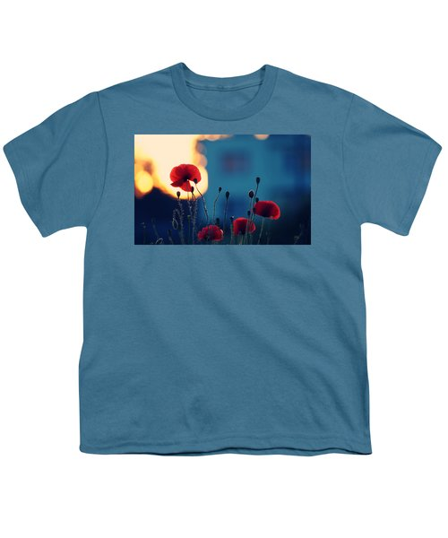 Poppy Youth T-Shirt