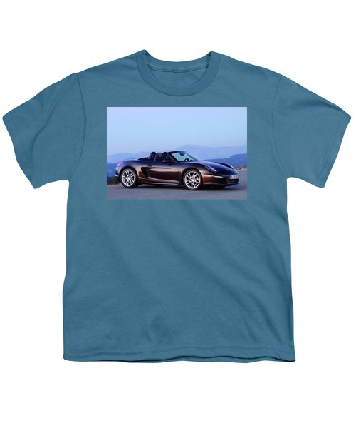 Porsche Boxster Youth T-Shirt