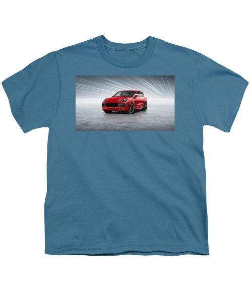 Porsche Cayenne Youth T-Shirt