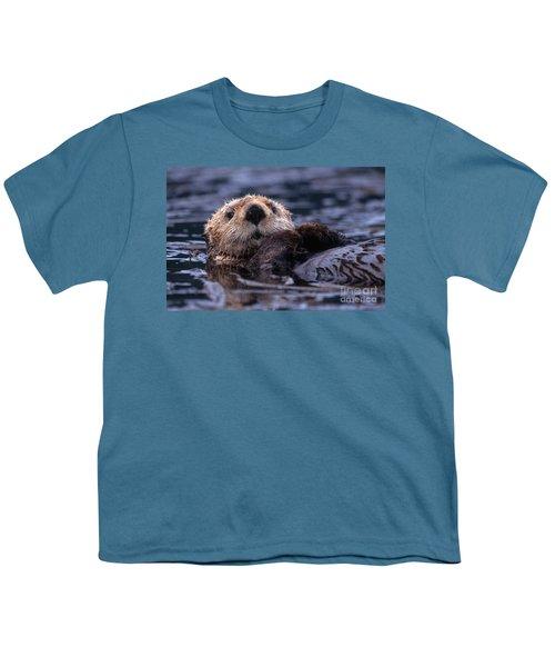 Sea Otter Youth T-Shirt