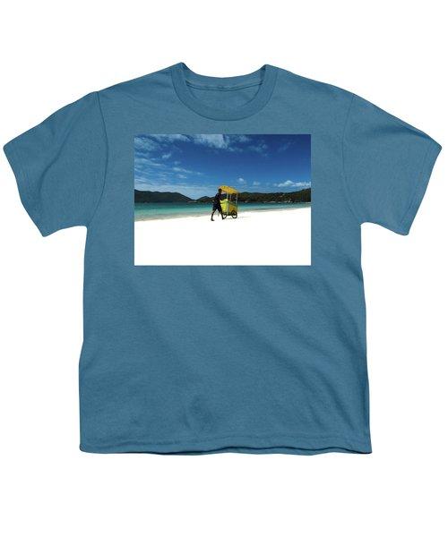 Selling Corn Youth T-Shirt
