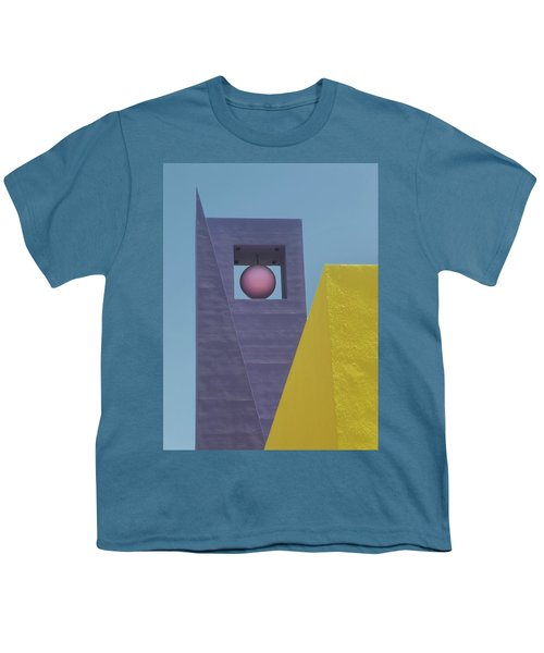 Similar Shapes Different Colors Youth T-Shirt