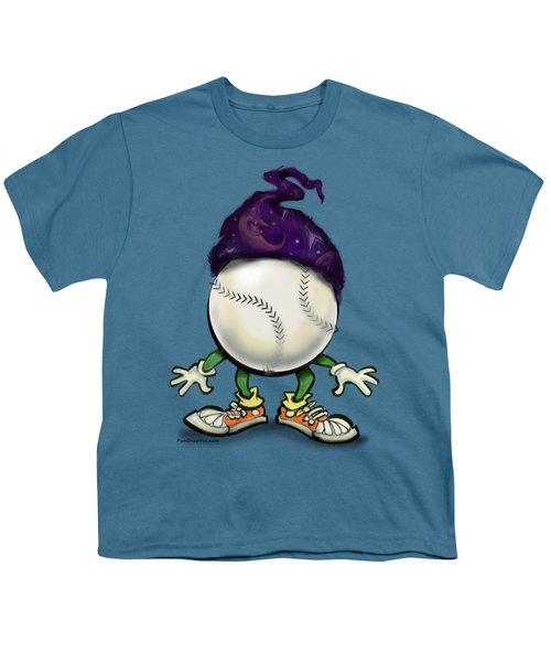 Softball Wizard Youth T-Shirt