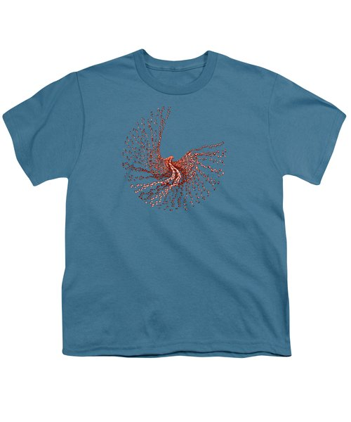 Spirit In Flight Transparent Youth T-Shirt