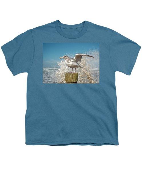 Splash Gull Youth T-Shirt