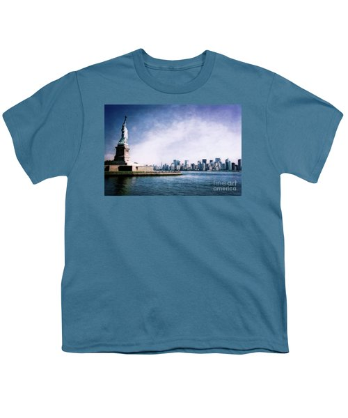 Statue Of Liberty Youth T-Shirt
