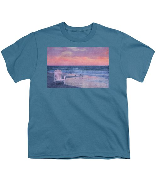The Old Beach Chair Youth T-Shirt
