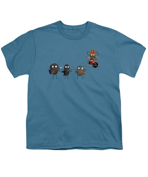 The Stones Youth T-Shirt by David Dehner