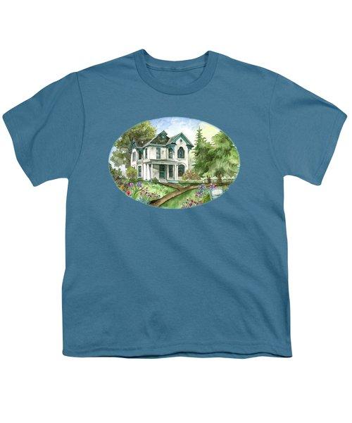 The White Farmhouse Youth T-Shirt