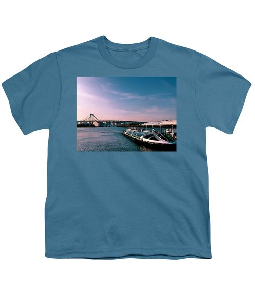 To The Space From Sea Youth T-Shirt