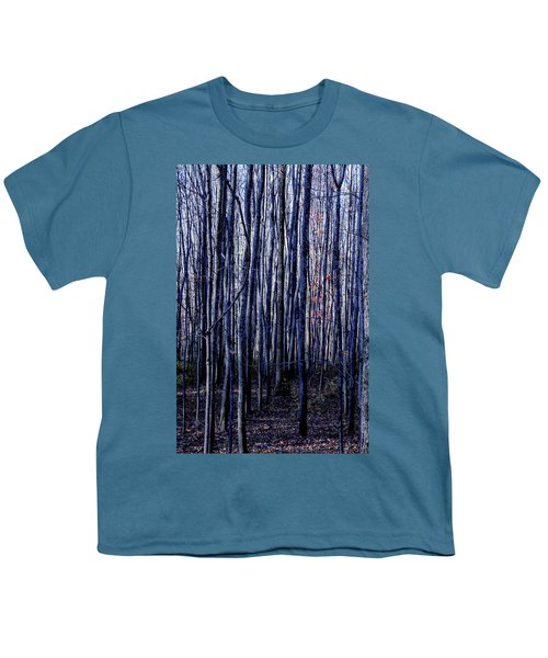 Treez Blue Youth T-Shirt