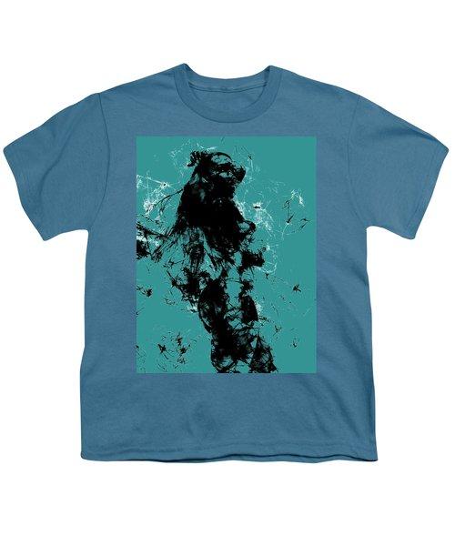 Venus Williams 4f Youth T-Shirt by Brian Reaves