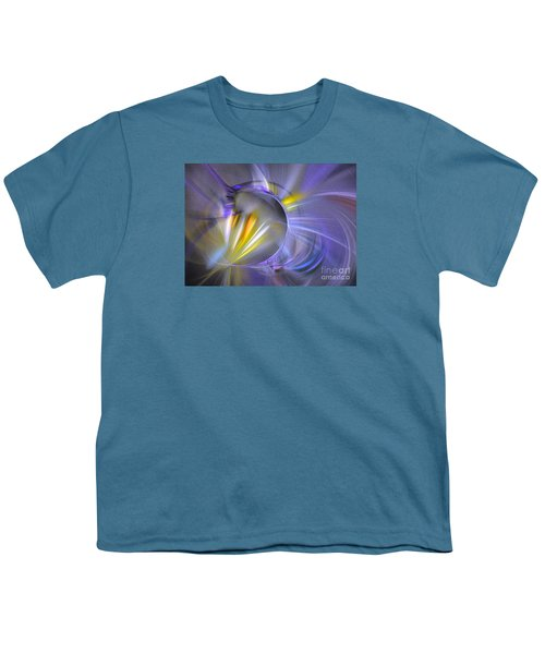 Vigor - Abstract Art Youth T-Shirt