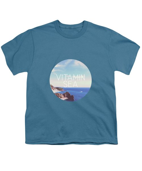 Vitamin Sea Youth T-Shirt by Alexandre Ibanez