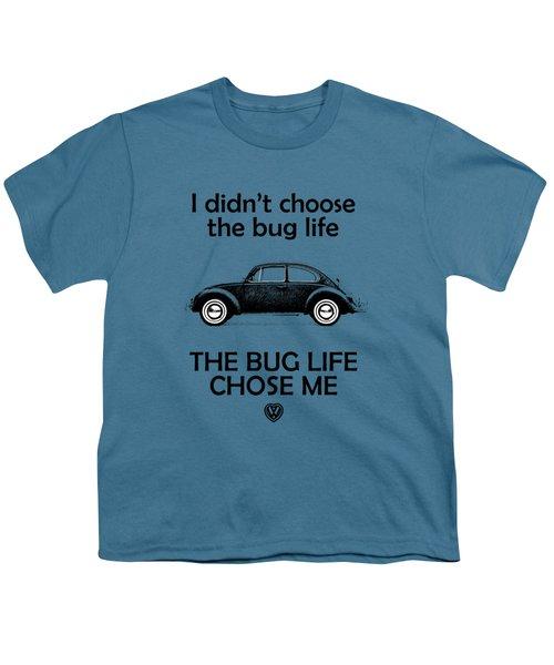 Volkswagen Beetle 1969 Youth T-Shirt