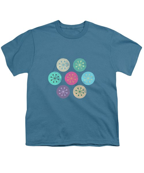 Watercolor Lovely Pattern Youth T-Shirt by Amir Faysal