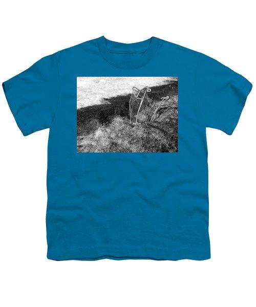Cart Art No. 9 Youth T-Shirt