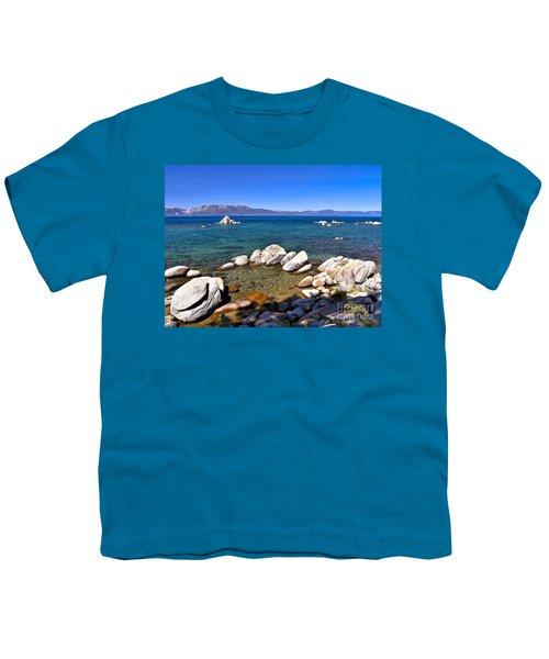 Clarity - Lake Tahoe Youth T-Shirt