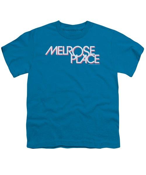 Melrose - Logo Youth T-Shirt