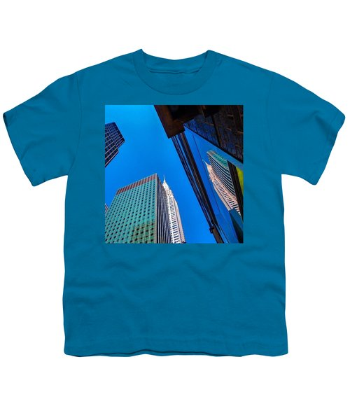 Photoshopping #tbt #nyc Summer Of 2013 Youth T-Shirt