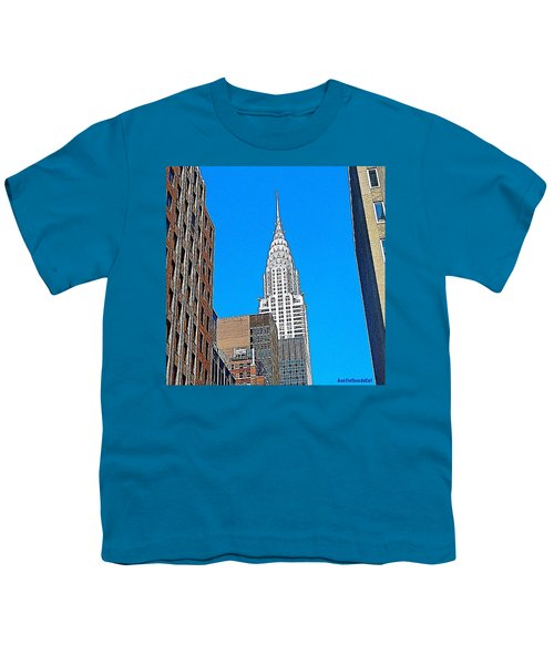 #tbt - #newyorkcity June 2013 Youth T-Shirt