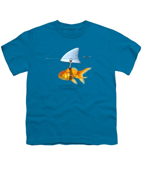 Gold Fish  Youth T-Shirt