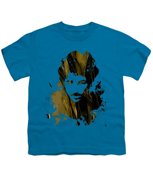 Bruce Springsteen Collection Youth T-Shirt by Marvin Blaine