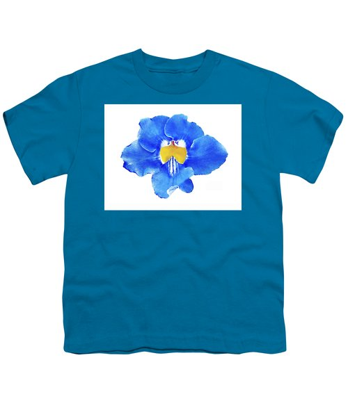 Art Blue Beauty Youth T-Shirt