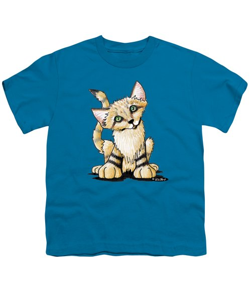 Sand Cat Youth T-Shirt