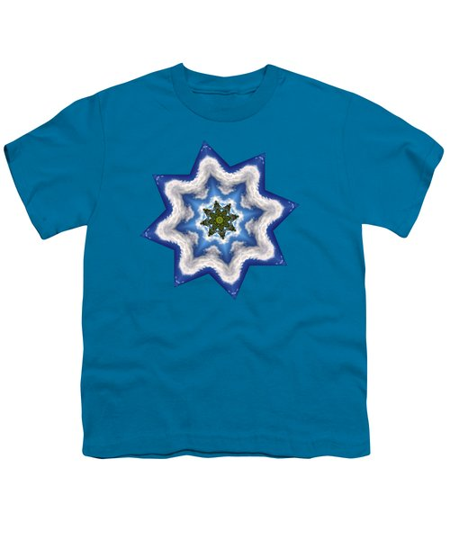 Earth Through A Star Youth T-Shirt