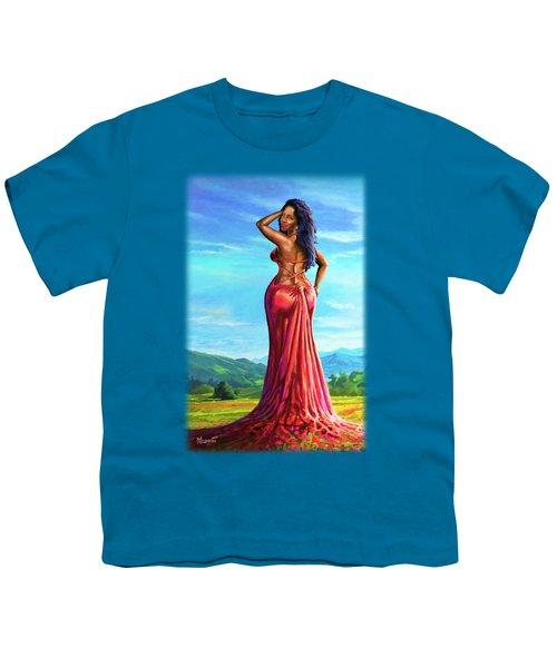 Summer Blossom Youth T-Shirt