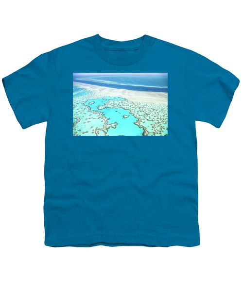 Heart Reef Youth T-Shirt