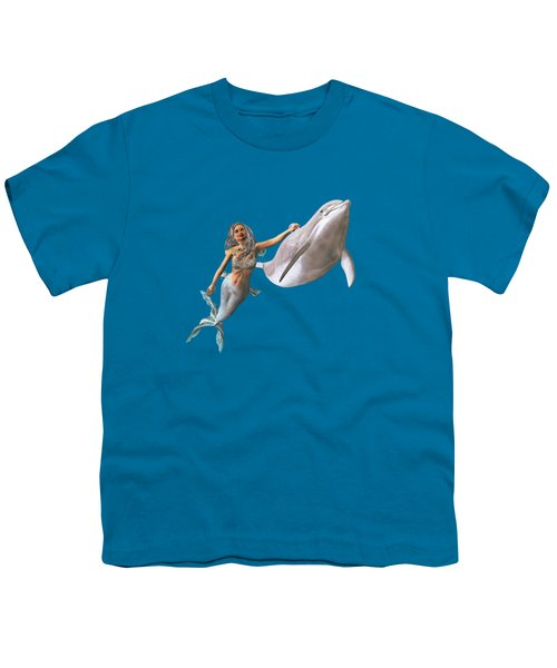 Hitching A Ride Youth T-Shirt